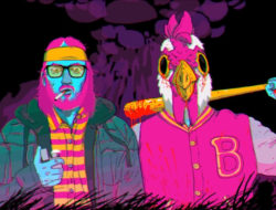 Hotline Miami Collection disponible aujourd'hui sur Xbox One !