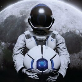 Test – Deliver Us The Moon, I am a Space Cowboy !