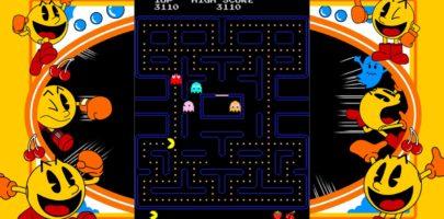 Pac-Man-Screenshot