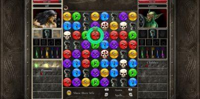 Puzzle-Quest-2-Gameplay