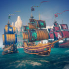 Ships of Fortune, la prochaine mise à jour de Sea of Thieves se détaille !