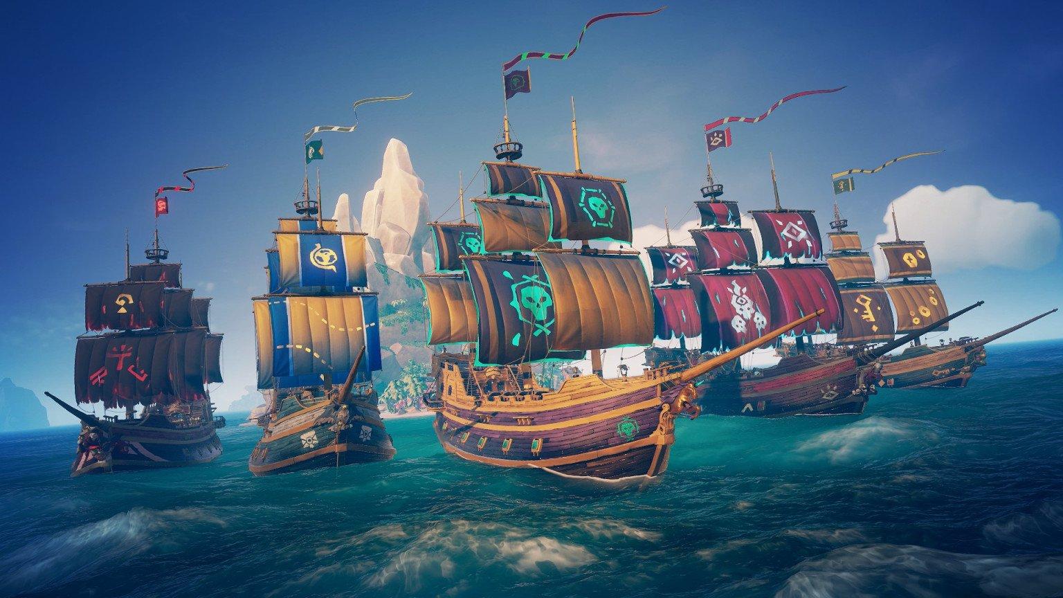 Ships Of Fortune La Prochaine Mise 224 Jour De Sea Of