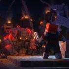 Minecraft Dungeons : le multi ne pourra se jouer qu'entre amis