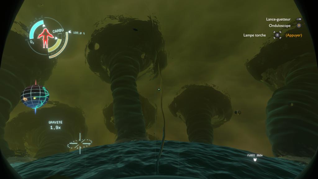 Tornades sur Leviathe