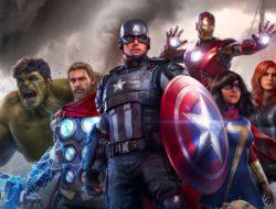 Marvel's Avengers : la l'équipe des superhéros