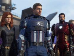 Marvel's Avengers : Captain America se dévoile un peu plus