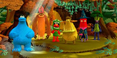 Sesame-Street-Once-Upon-A-Monster-Gameplay