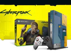 Xbox One X édition limitée Cyberpunk 2077 disponible à 299,99€ !