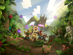 Minecarft Dungeons - Apperçu du DLC Jungle Awakens