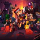 Minecraft Dungeons : comment activer le cross-play entre Xbox One et PC