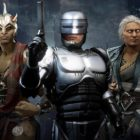 Mortal Kombat 11 : un story dlc à venir, ainsi que Robocop !