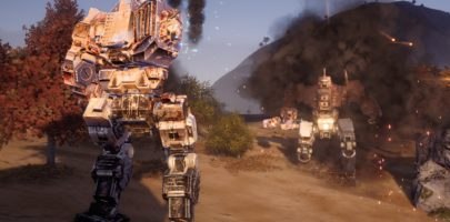 Battletech-Screenshot