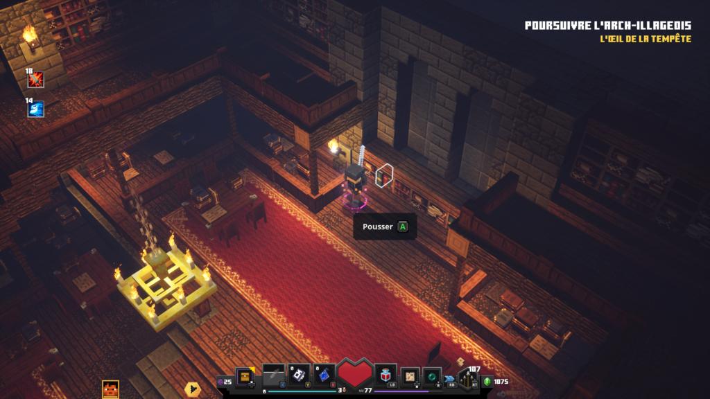 Minecraft-dungeons-rune-sommet-obsidienne
