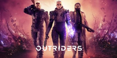 Outriders-Cover