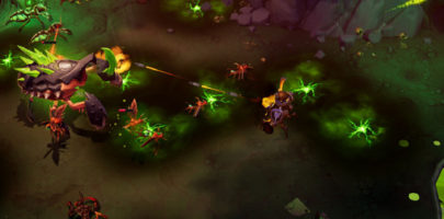 Torchlight-3-Gameplay
