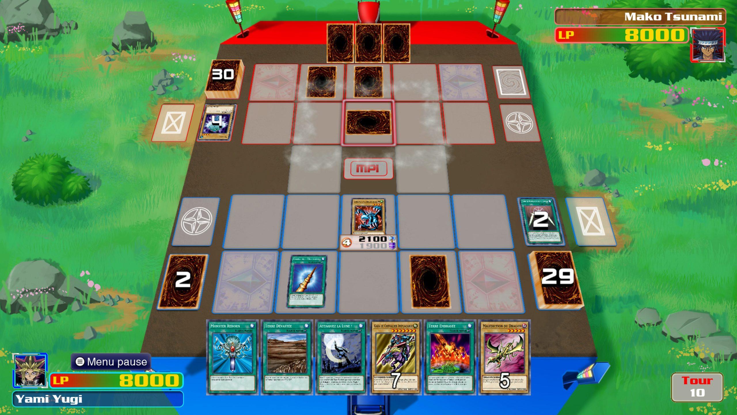 Yu-Gi-Oh-Legacy-Of-The-Duelist-Link-Evolution-Plateau-Jeu
