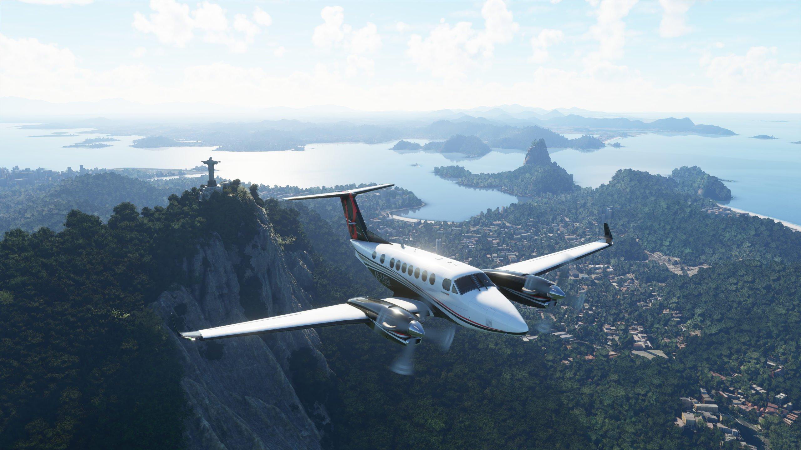 Microsoft Flight Simulator sortira le 18 août
