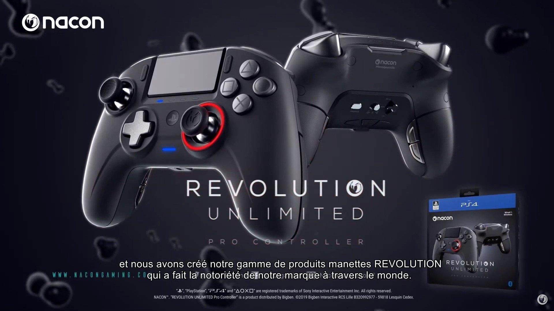 Nacon-Manette-Révolution-PS4