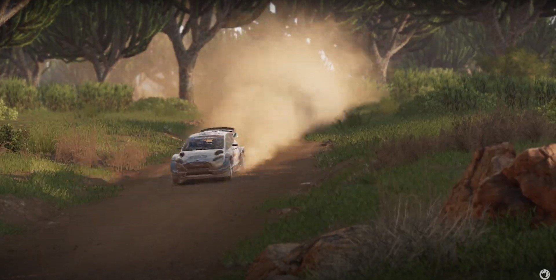 WRC-9-Gameplay-Trailer-Safari-Rally-Course-Ford-Fiesta-2