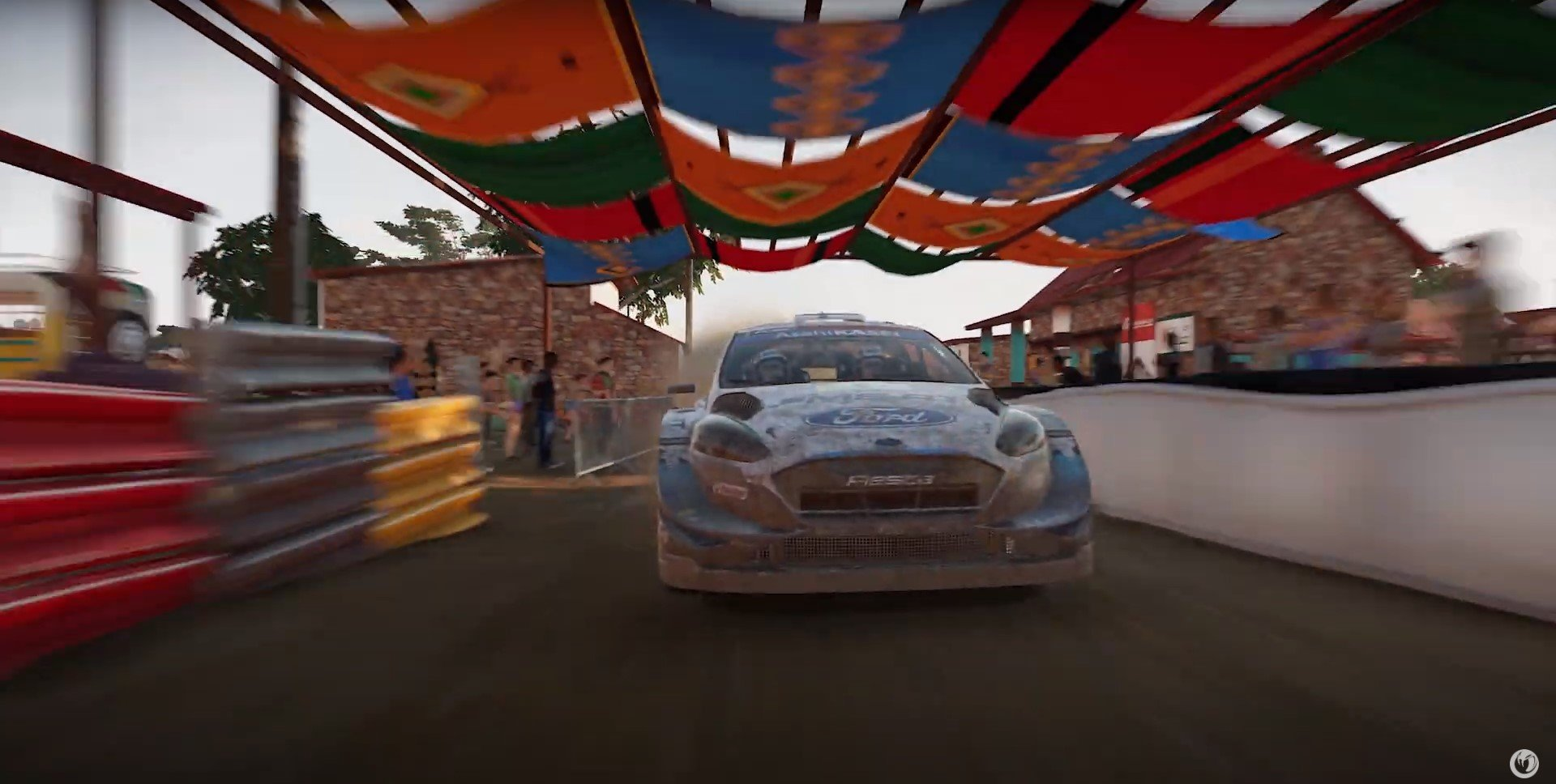 WRC-9-Gameplay-Trailer-Safari-Rally-Ford-Fiesta-Course-Face-2