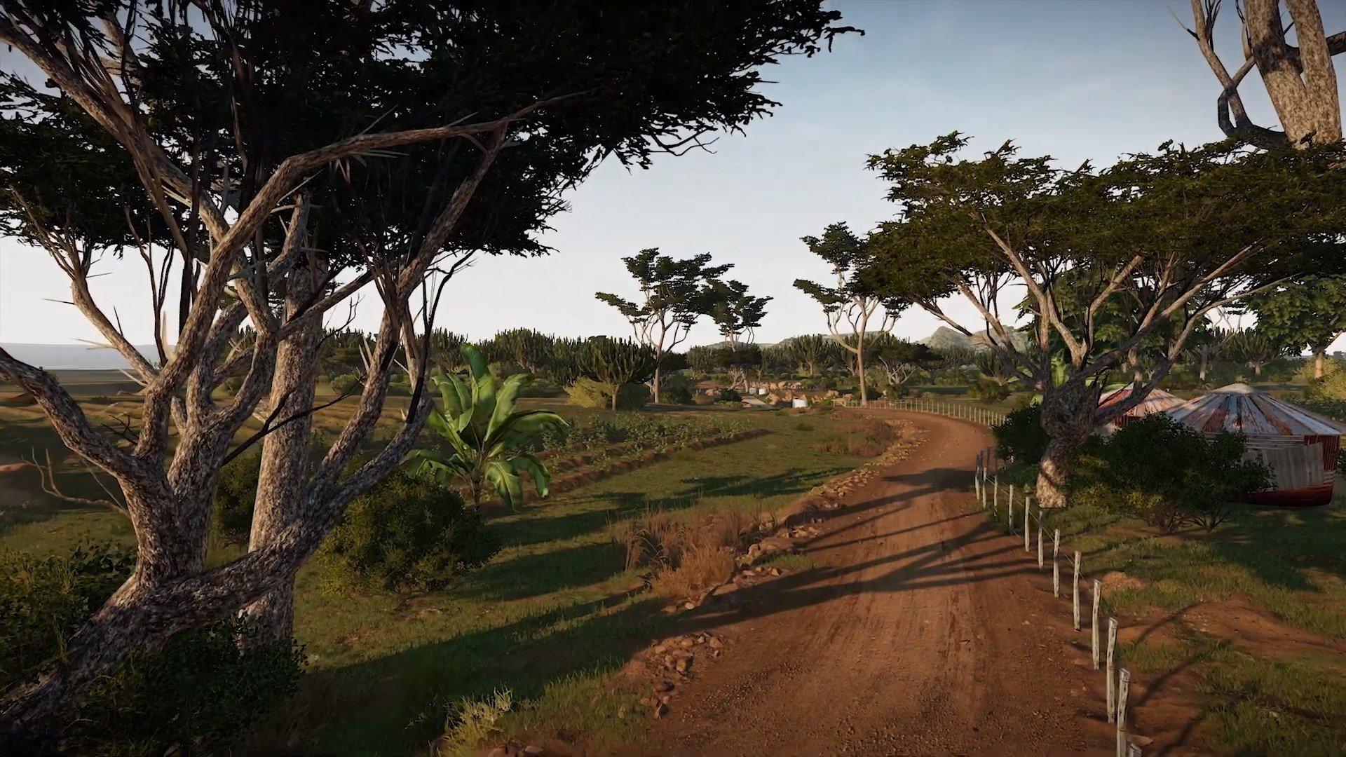 WRC-9-Gameplay-Trailer-Safari-Rally-Paysages
