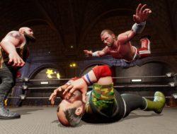 WWE 2K Battlegrounds fera le show en septembre