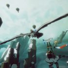 """The Falconeer : le dlc gratuit """"The Kraken"""" est disponible"""