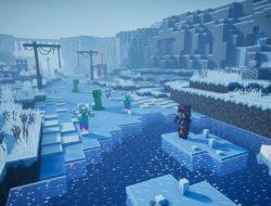 Minecraft Dungeons : des nouveautés prévues pour le 8 septembre
