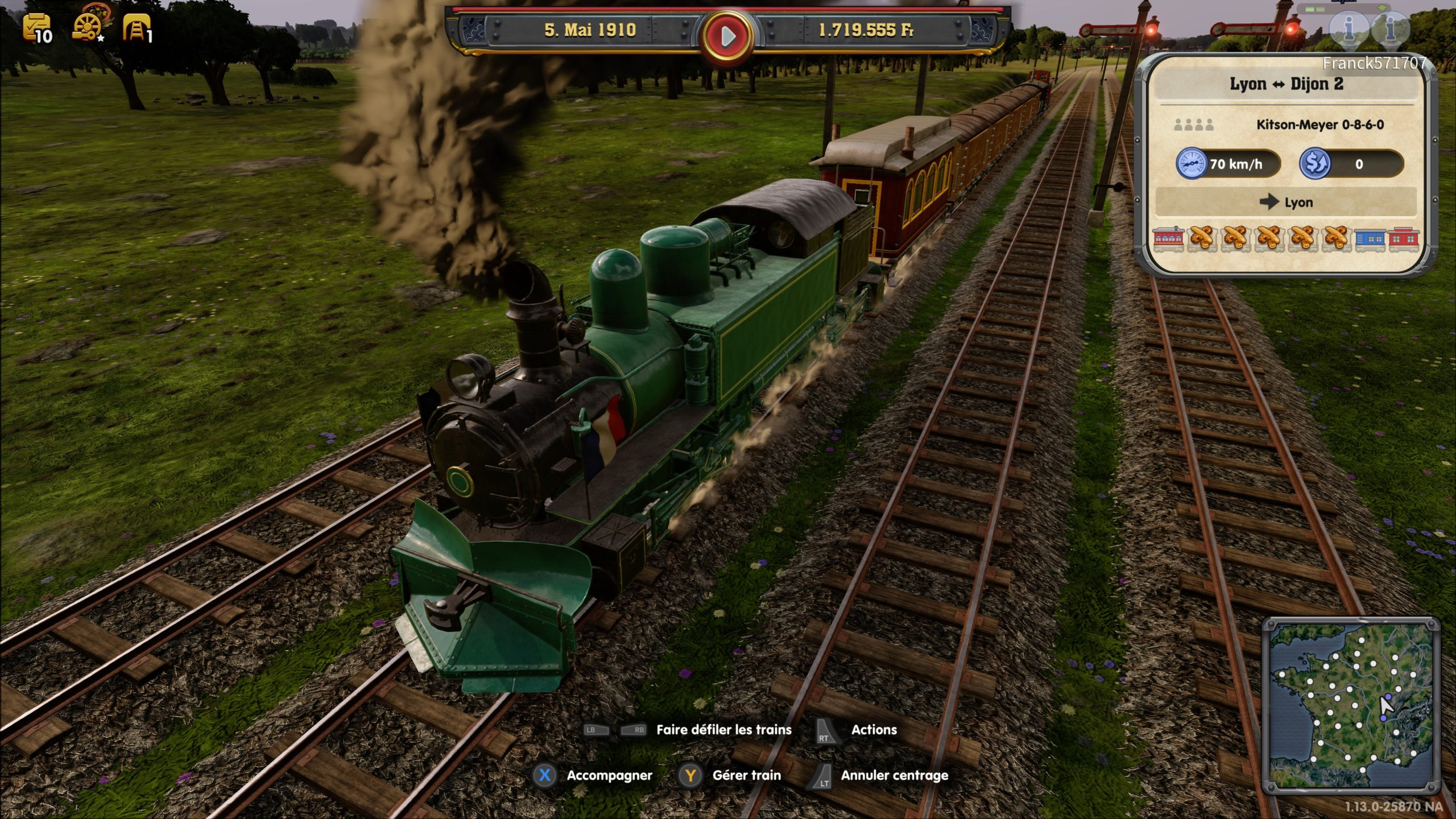 Railway-Empire-Complete-Collection-France-Transport-Marchandises