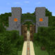 Des dinosaures dans Minecraft avec le DLC Jurassic Park