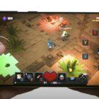 Minecraft Dungeons optimisé pour écran tactile