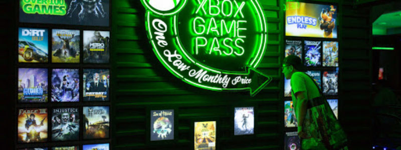 Xbox-Game-Pass-Stand-Présentation