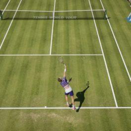 Test – Tennis World Tour 2, un pedigree sûrement trop lourd à porter.