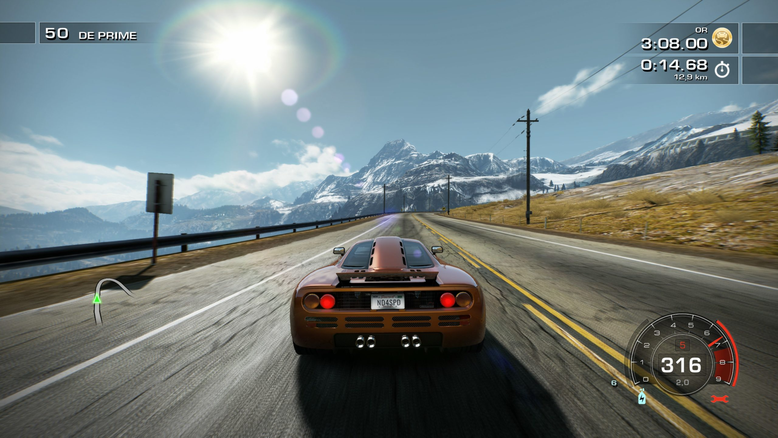 Need-For-Speed-Hot-Pursuit-Remastered-Contre-La-Montre-McLaren-F1