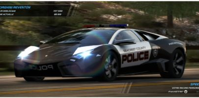 Need-For-Speed-Hot-Pursuit-Remastered-Lamborghini-Reventon-Flics-2
