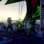 Sea of Thieves : Un set de navire complet aux couleurs de Xbox