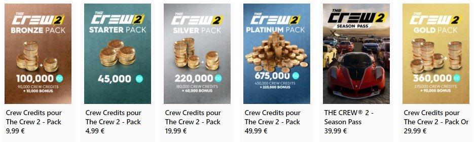 The-Crew-2-Achat-Crew-Credits-Microsoft-Store