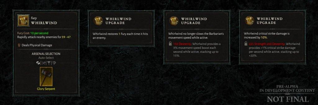 Diablo 4 - Compétences