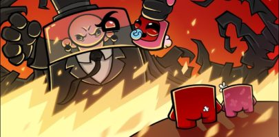 Test – Super Meat Boy Forever, ça va saigner !