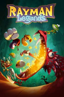 Rayman Legends - Cover