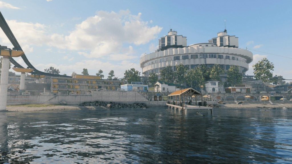 Call of Duty Black Ops Cold War : Sanatorium
