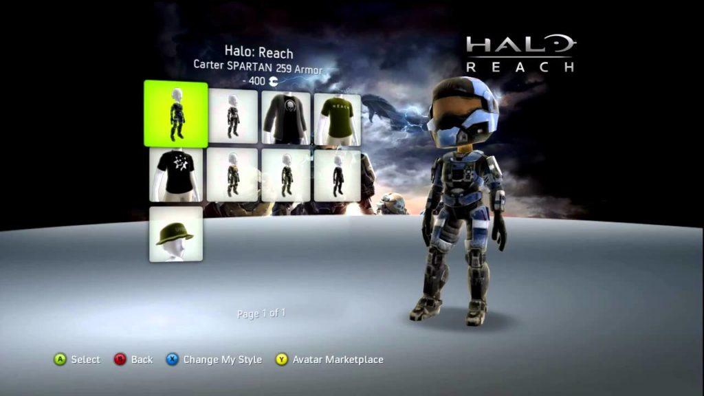Halo-Avatar
