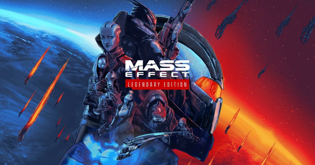 Legendary Edition, la date de sortie en fuite — Mass Effect