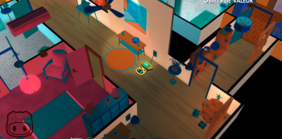 Roombo_First_Blood_screenshot