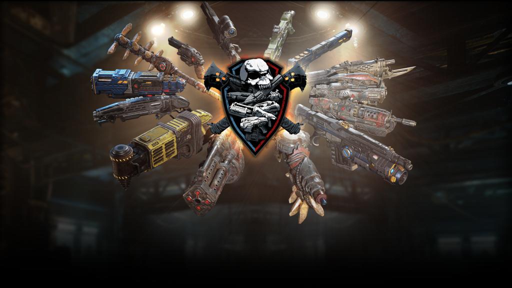 Gears 5 Arm Race