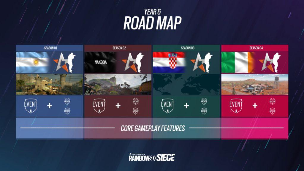 La roadmap de l'Année 6