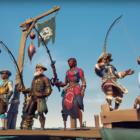 Session de pêche sur Sea Of Thieves