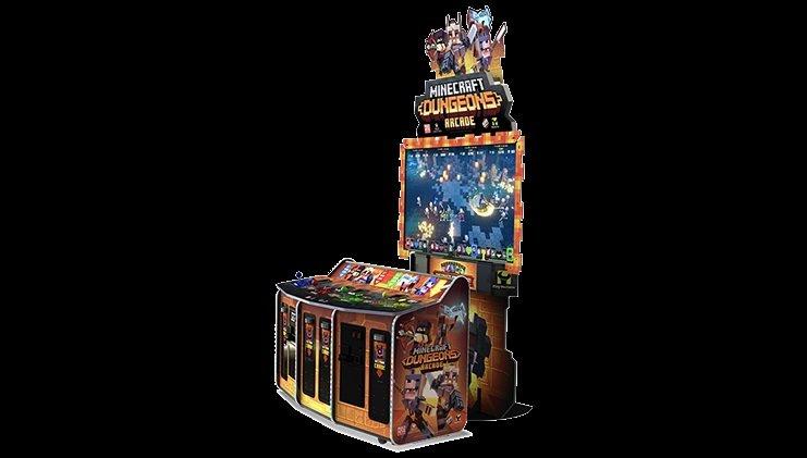 Minecraft-dangens-arcade-bourne