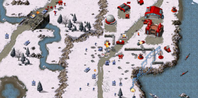 Command-Conquer-Remastered-Collection-Gameplay