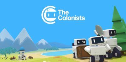 Test – The Colonists, ou le jeu de gestion paisible et accessible